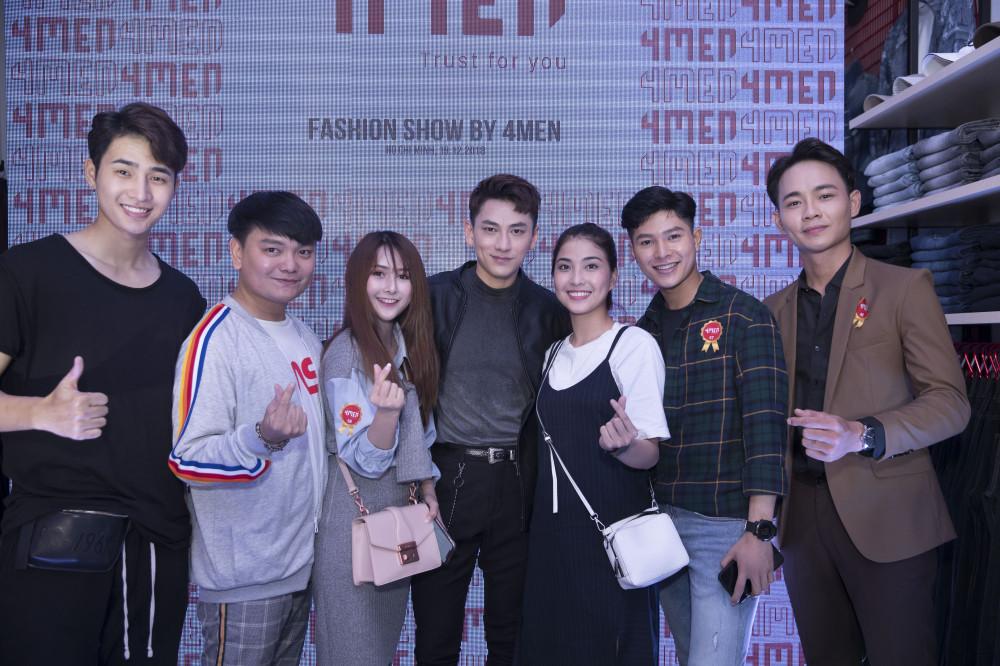 Fashion show by 4men tất cả chỉ mới bắt đầu - 3