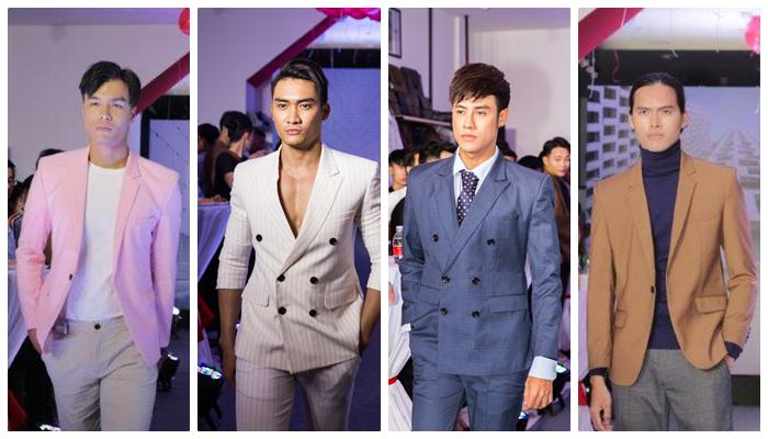 Fashion show by 4men tất cả chỉ mới bắt đầu - 4