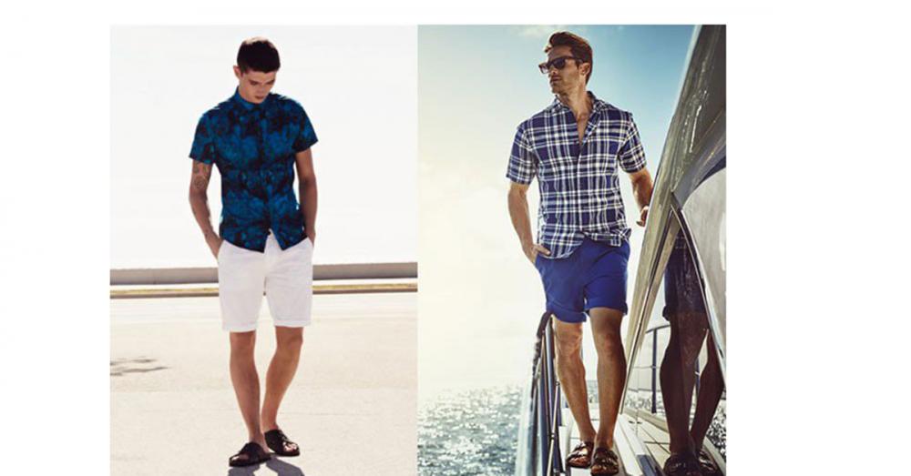 Nam giới nên mặc gì vào những ngày thời tiết nóng bức - 2