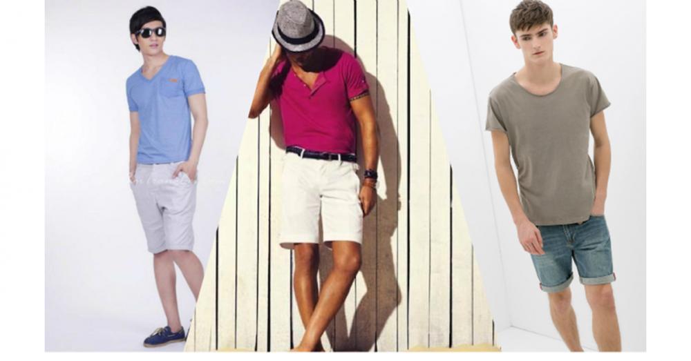 Nam giới nên mặc gì vào những ngày thời tiết nóng bức - 4