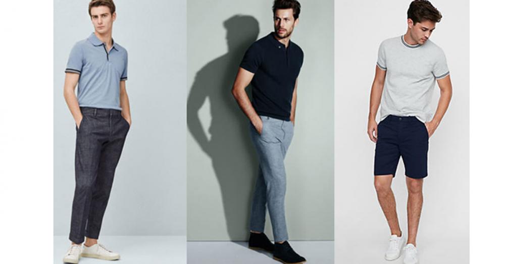 Nam giới nên mặc gì vào những ngày thời tiết nóng bức - 1