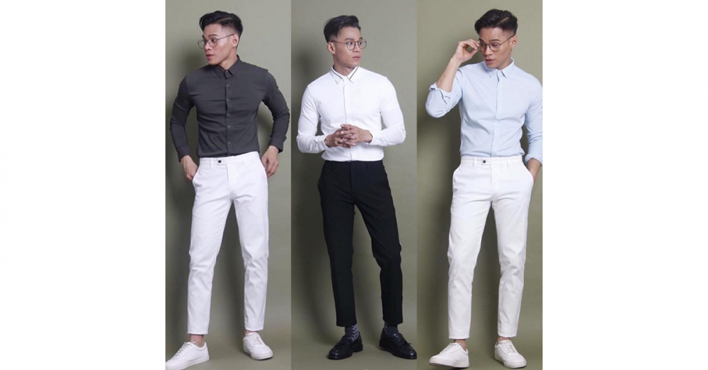 Nam giới nên mặc gì vào những ngày thời tiết nóng bức - 5
