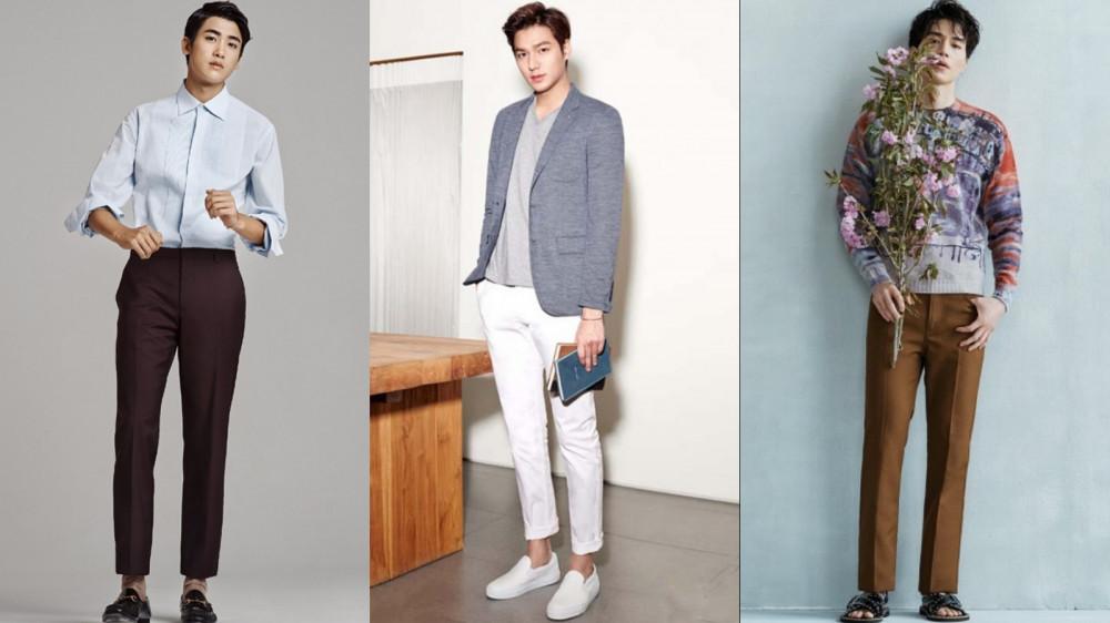 4 kiểu quần dài phái mạnh nên mặc trong mùa hè 2019 - 1