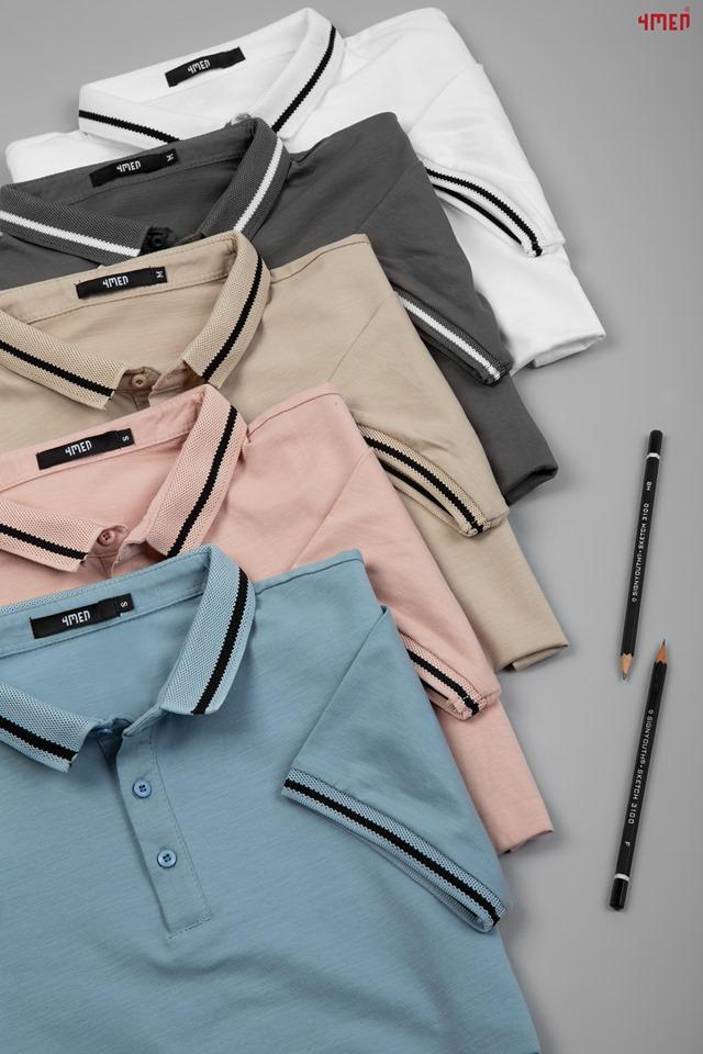 3 lý do khiến áo thun polo trở thành item bất hữu - 3
