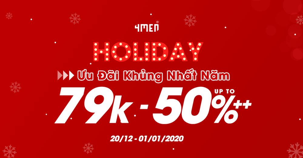 Holiday super sale - 79k upto 50 - 1