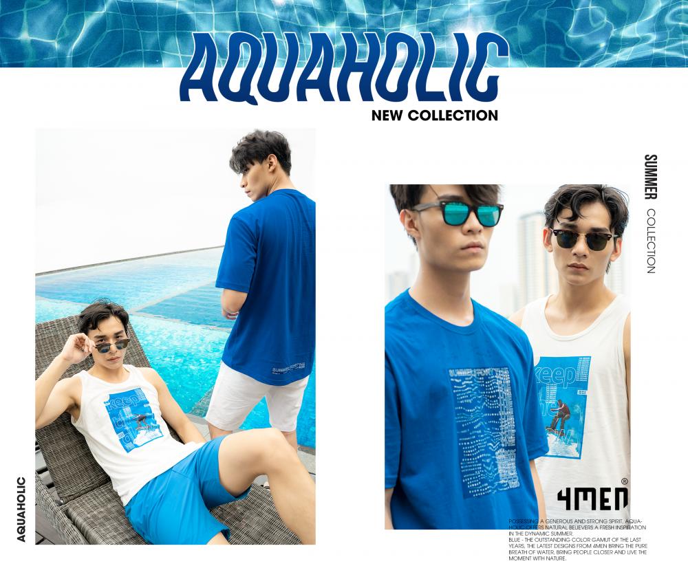 Aquaholic - summer collection - 1