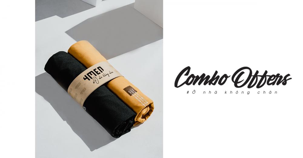 Combo offers - ở nhà không chán - 2