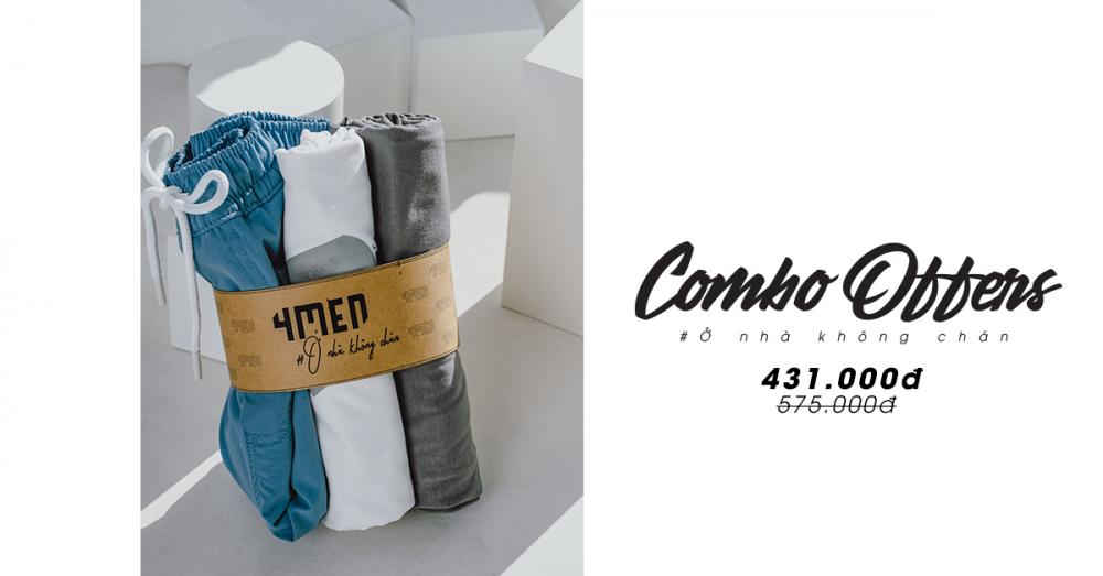 Combo offers - ở nhà không chán - 4