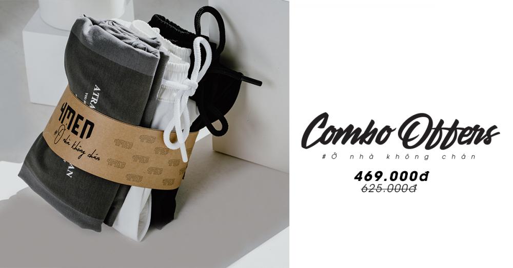 Combo offers - ở nhà không chán - 5