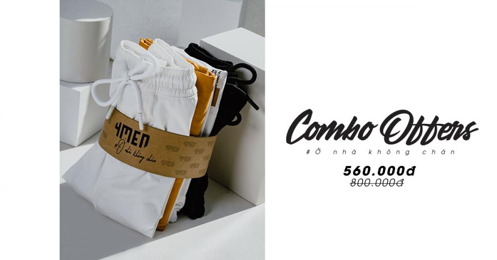 Combo offers - ở nhà không chán - 8