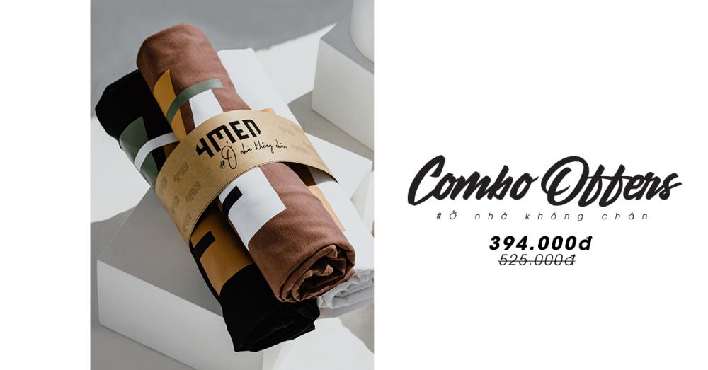 Combo offers - ở nhà không chán - 6