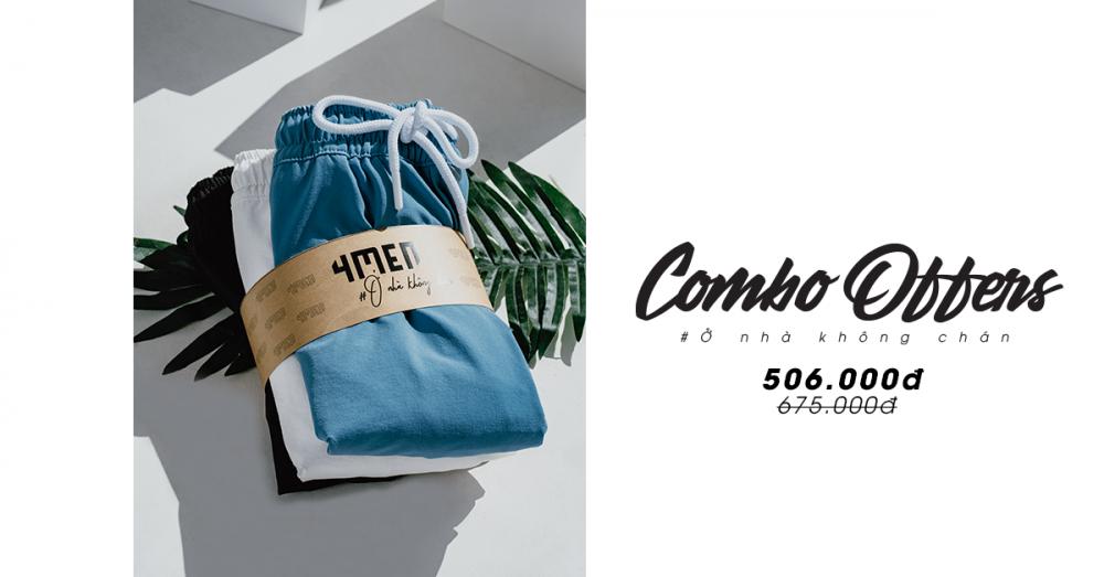 Combo offers - ở nhà không chán - 7