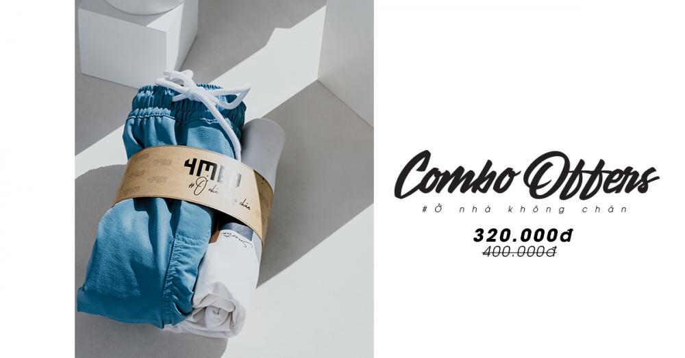 Combo offers - ở nhà không chán - 3