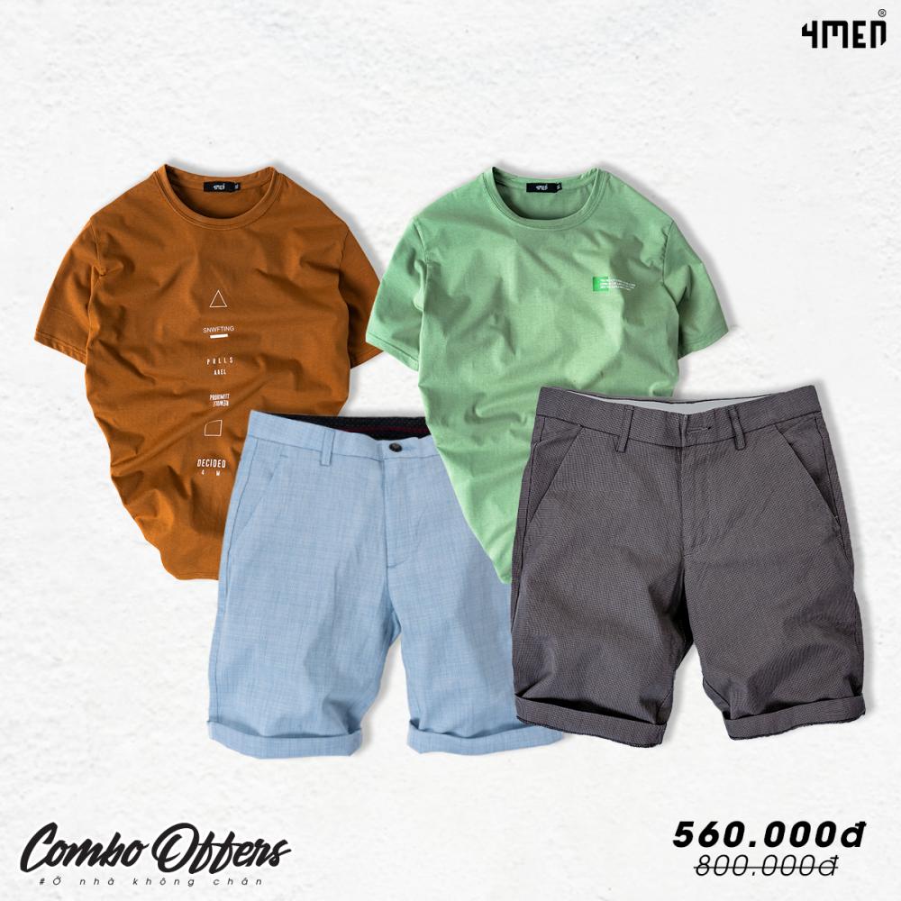 Combo offers - ở nhà không chán - 9