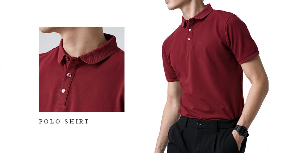 Bắt nhịp xu hướng màu thu đông cùng polo shirt - 4