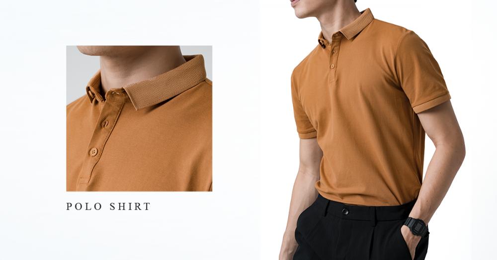 Bắt nhịp xu hướng màu thu đông cùng polo shirt - 7