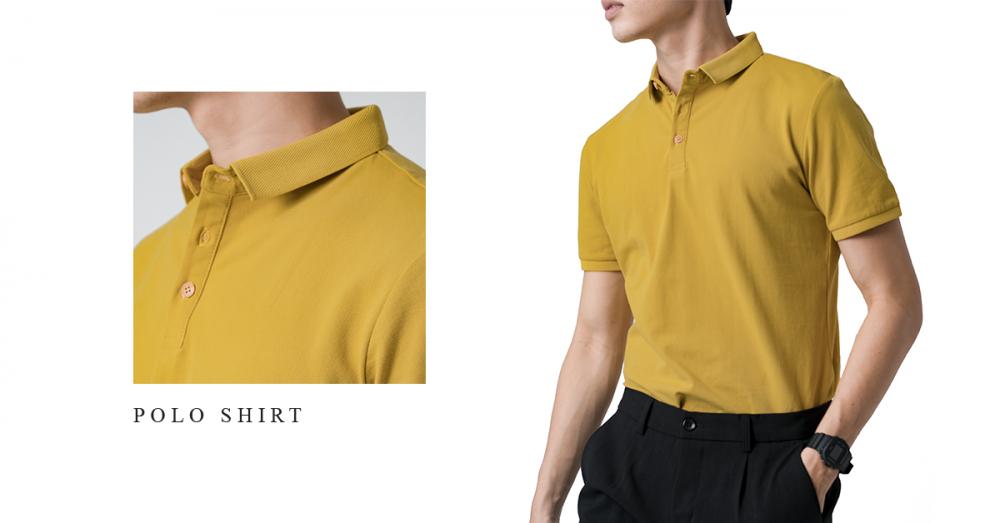 Bắt nhịp xu hướng màu thu đông cùng polo shirt - 3