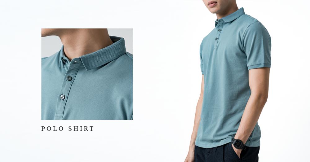 Bắt nhịp xu hướng màu thu đông cùng polo shirt - 5