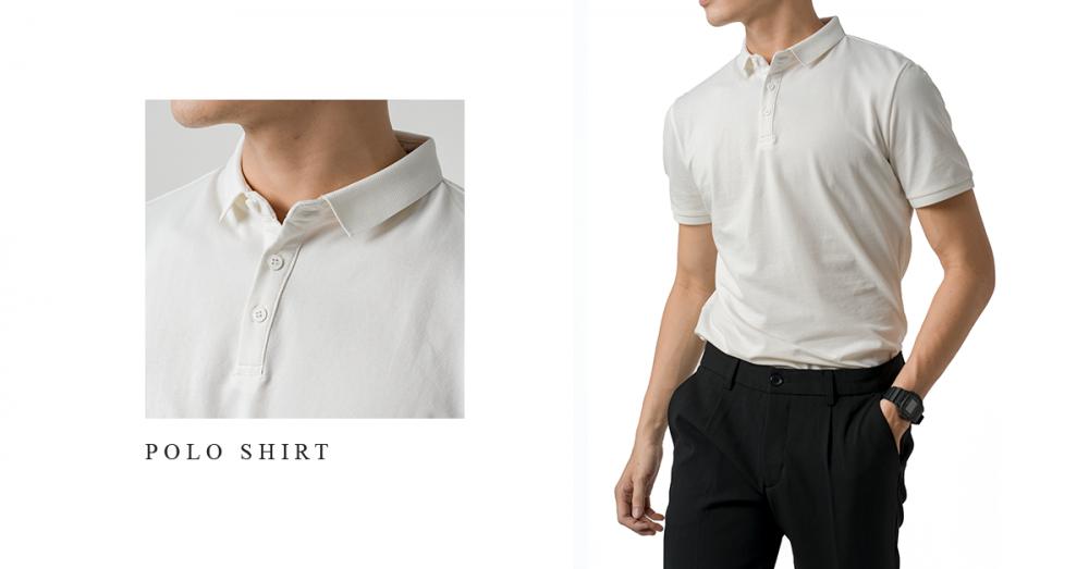 Bắt nhịp xu hướng màu thu đông cùng polo shirt - 1