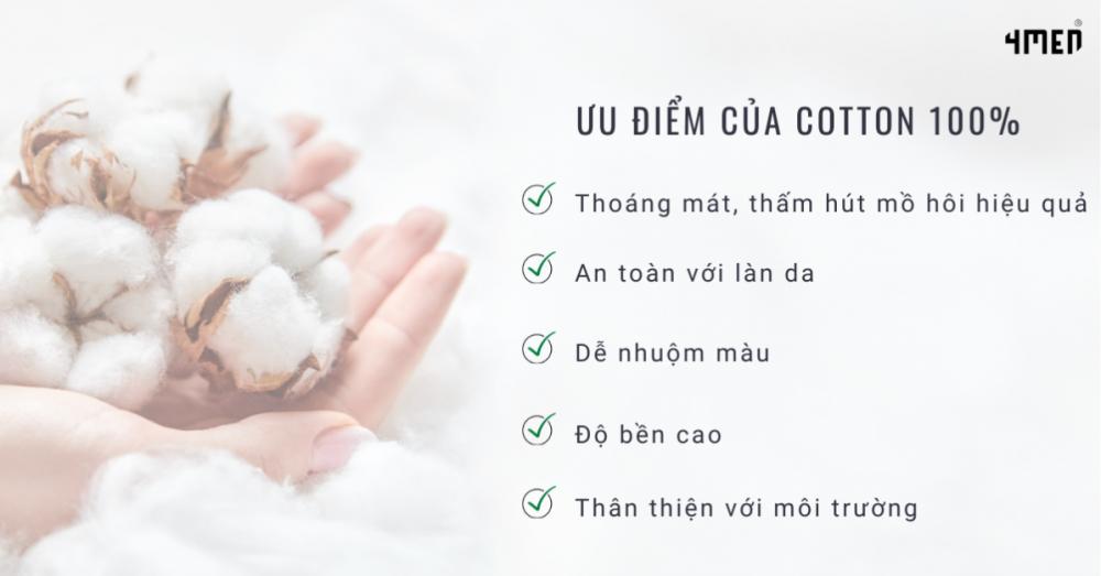 Cotton 100 - chất liệu đi cùng thời trang xanh - 2