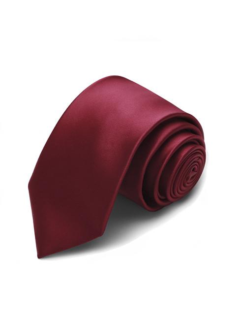 Cà Vạt Hàn Quốc Đỏ CV19