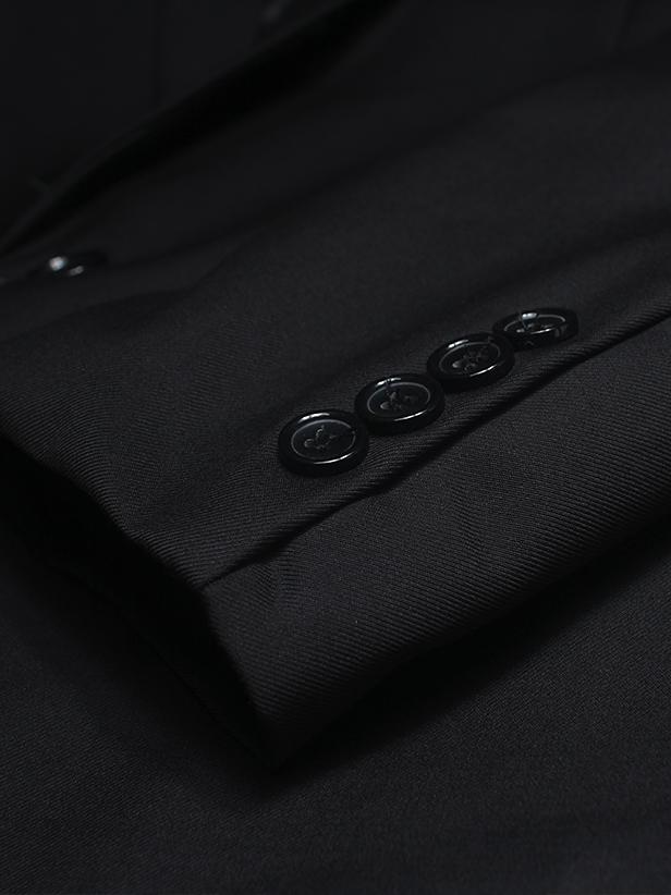 Áo vest cao cấp Đen AV2L1056