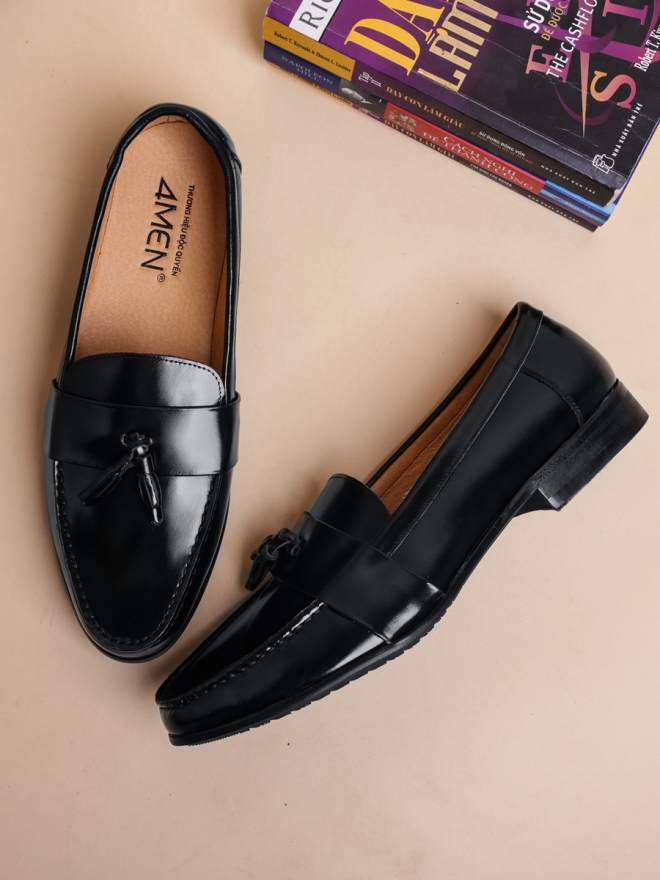 Giày Tây Đen G34