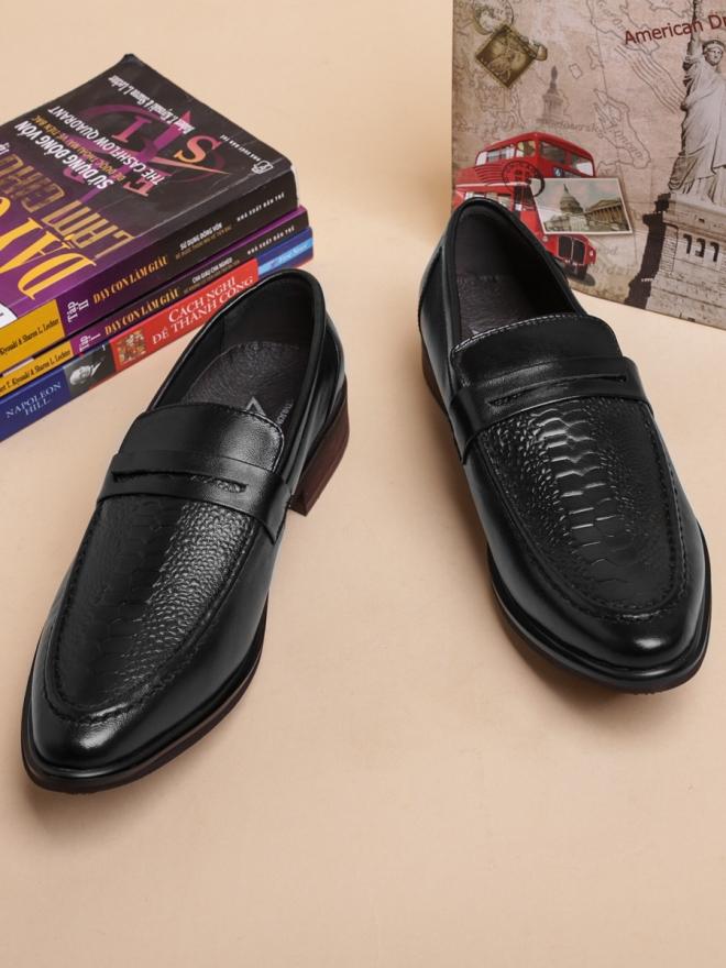 Giày Tây Đen G35