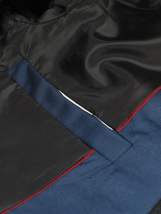 Áo Vest Xanh Biển Đậm AV1090