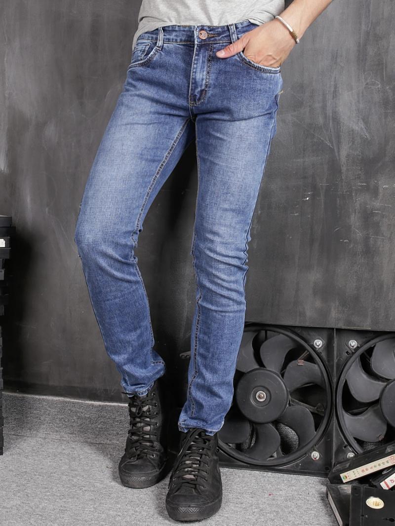 Quần Jean Skinny Xanh QJ1372