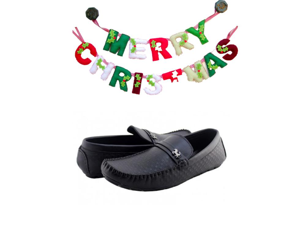 3 kiểu giày nam hot nhất trong đêm Noel 2016