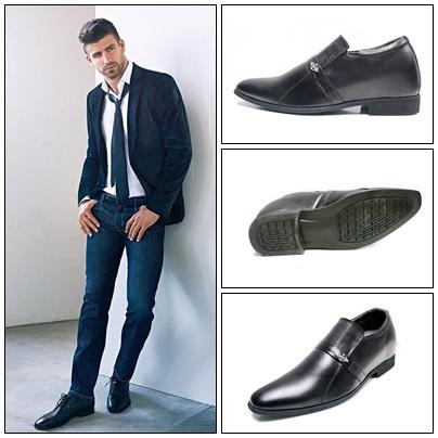 4 quy tắc khi chọn mua giày da nam