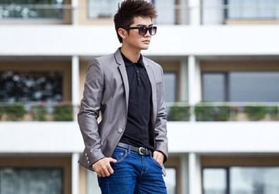 Cách kết hợp áo vest với quần jean cực chất dành cho nam