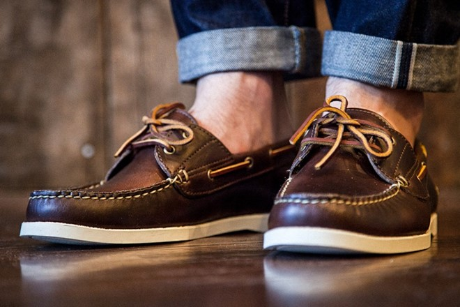 Boat shoes - xu hướng giày nam 2017