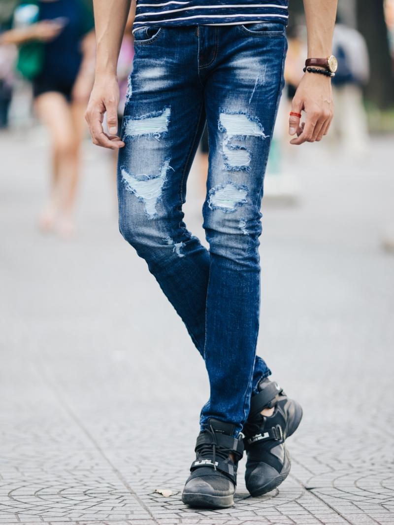 Mua quần jean nam ở đâu đẹp tại tphcm - 1