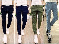 3 xu hướng quần kaki nam được ưa chuộng nhất năm 2017