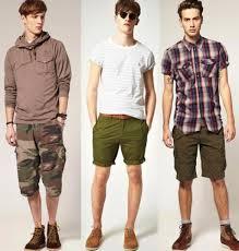 Bí kíp mặc quần short nam đẹp dành cho các chàng trai