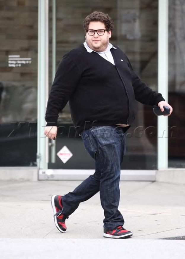 Tư vấn cách chọn quần jean nam cho những chàng trai béo mập