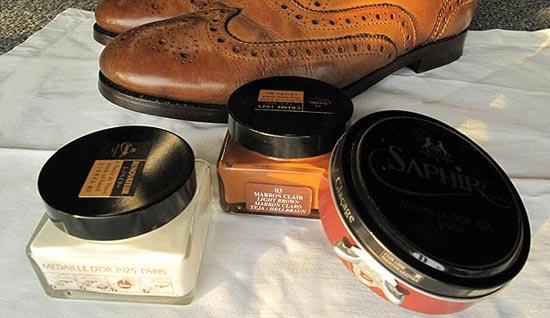 Cách đánh bóng giày da nam sáng và đẹp