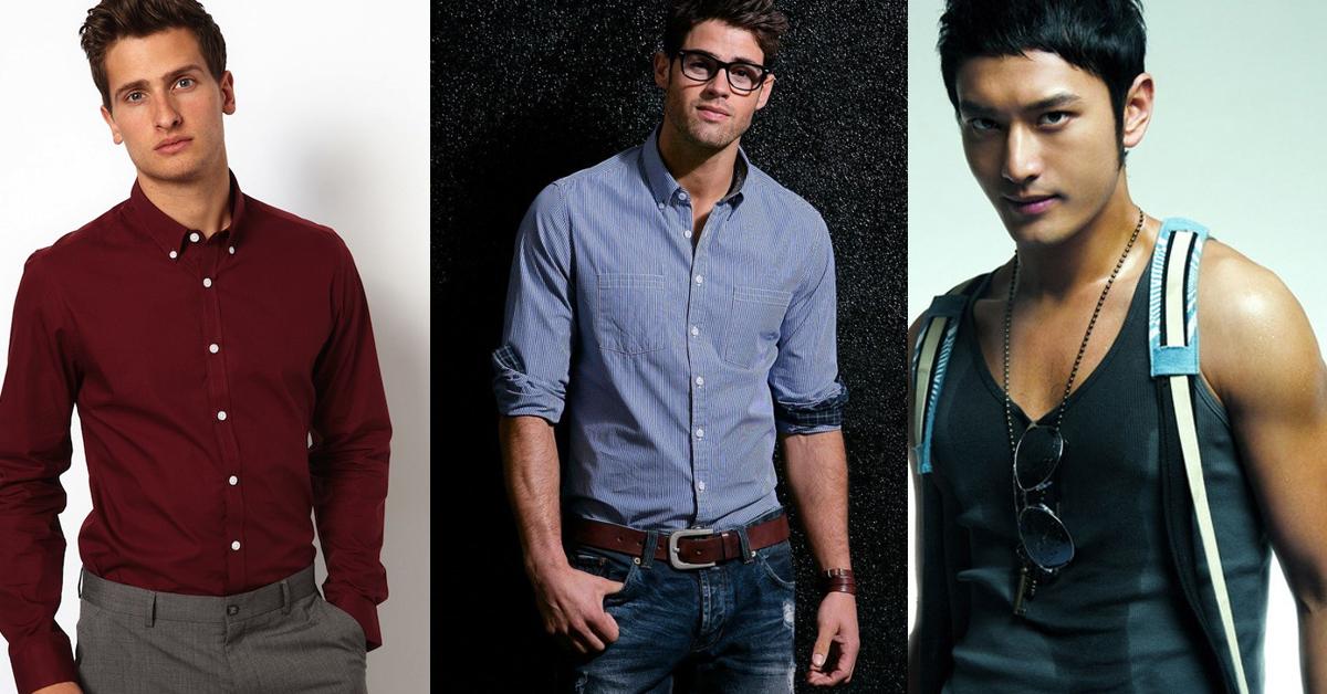 Đàn ông da ngăm đen nên mặc quần áo màu gì?