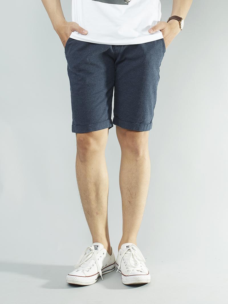 Quần Short Kaki Xanh Đen QS101
