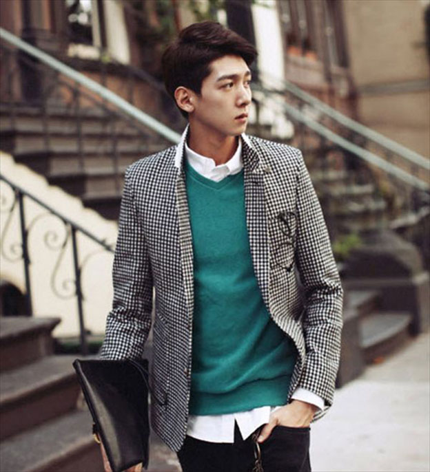 Tư vấn diện áo khoác nam cho mùa nóng và mùa lạnh