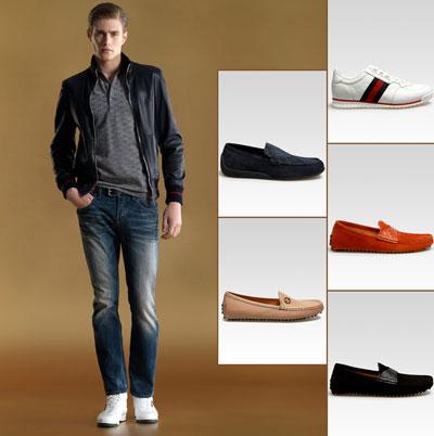 Bí quyết chọn giày nam đẹp đi dạo phố