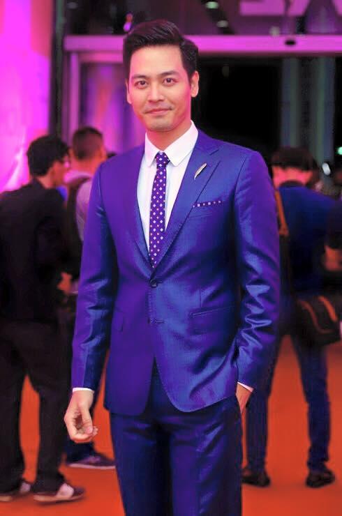 Diện quần áo nam đẹp như MC Phan Anh