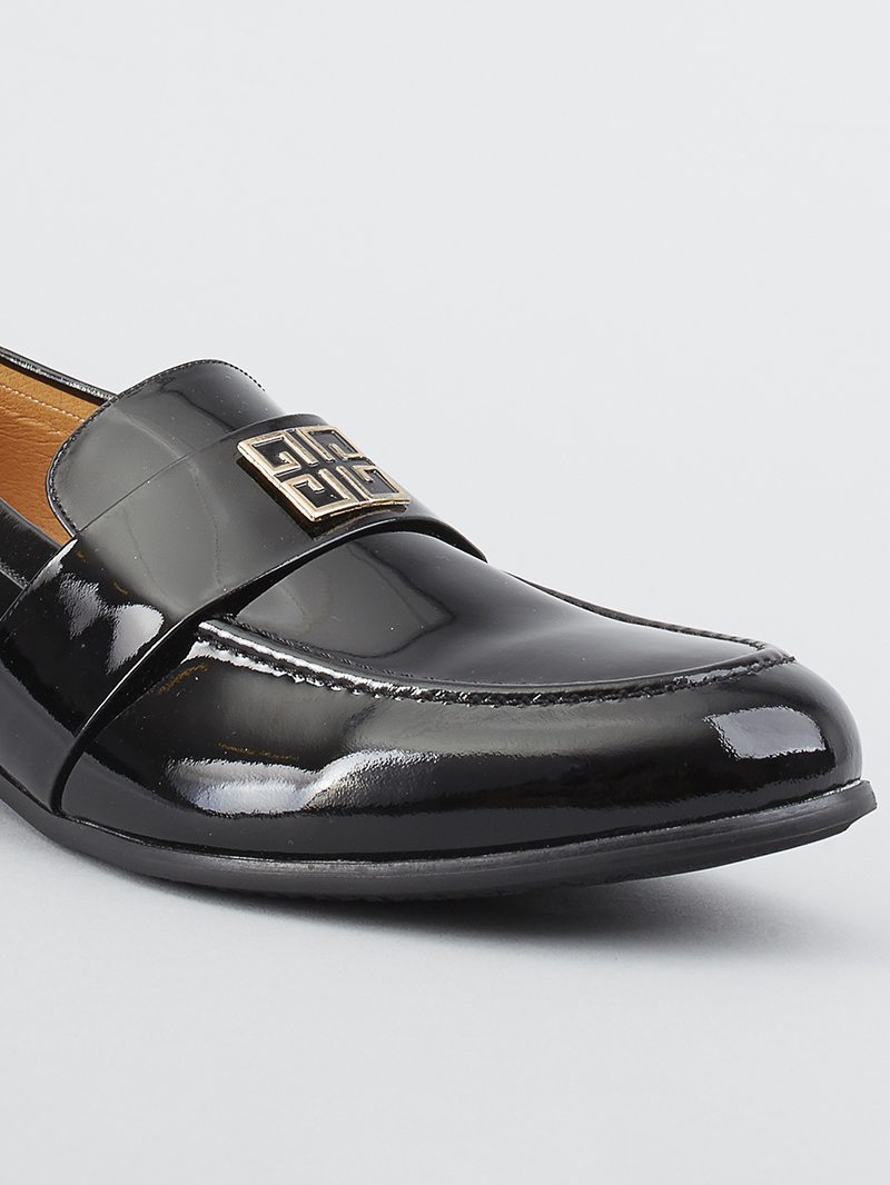 Giày Tây Da Đen G82