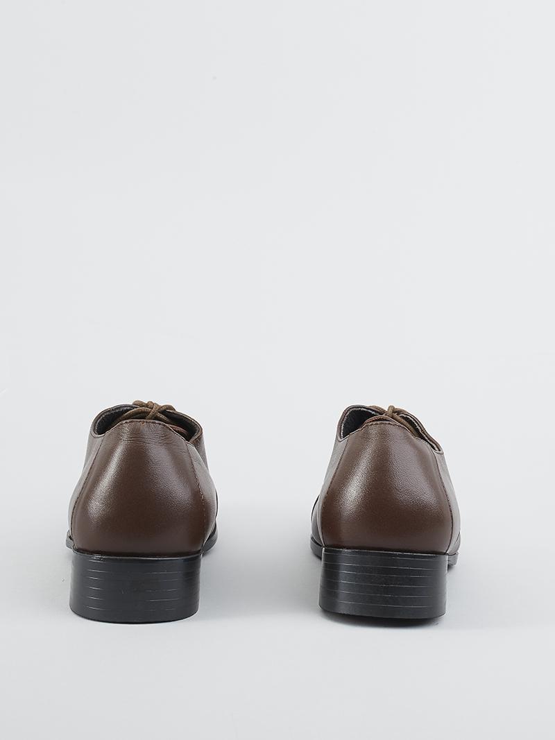 Giày Tây Nâu G129