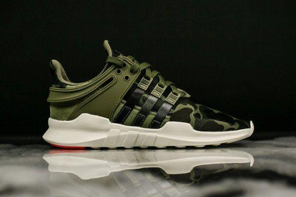 Giày thể thao Adidas EQT tung ra phiên bản camo