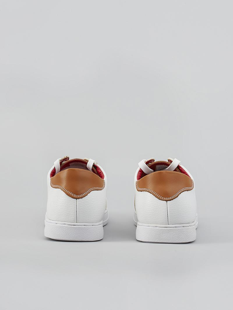 Giày Thể Thao Màu Trắng G147