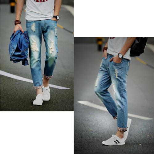 Những hãng quần jean nam hàng hiệu mà bạn nên biết