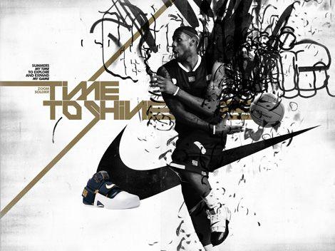 Những mẫu giày bóng rổ Nike Time to Shine chính hãng gây nức lòng khách hàng